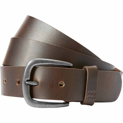 BILLABONG Slicker Belt MENS ACCESSORIES - Men's Belts Billabong CHOCOLATE S