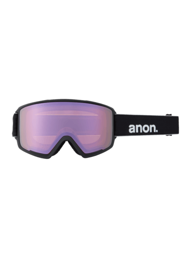 ANON M3 Black - Perceive Variable Green - Perceive Cloudy Pink Snow Goggle GOGGLES - Anon Goggles Anon