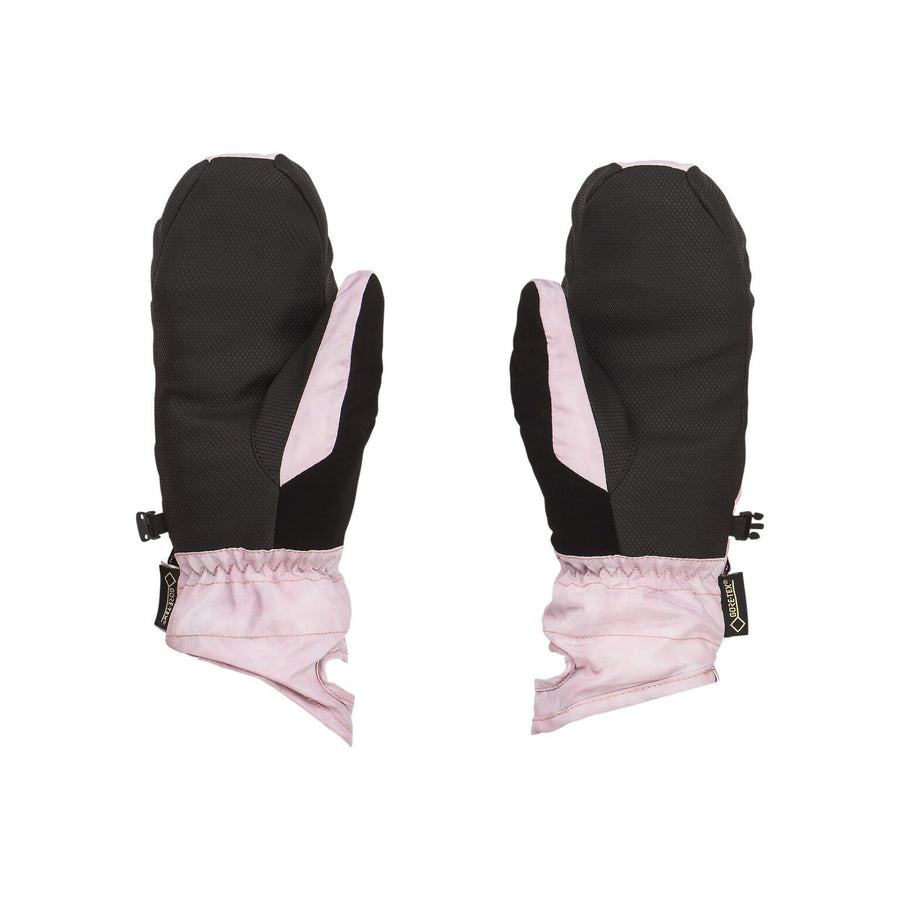 VOLCOM Peep Gore-Tex Mitt Women's Pink WINTER GLOVES - Women's Snowboard Gloves and Mitts Volcom