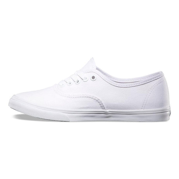 VANS Authentic Lo Pro True White Shoes - Freeride Boardshop 7e73c86e522