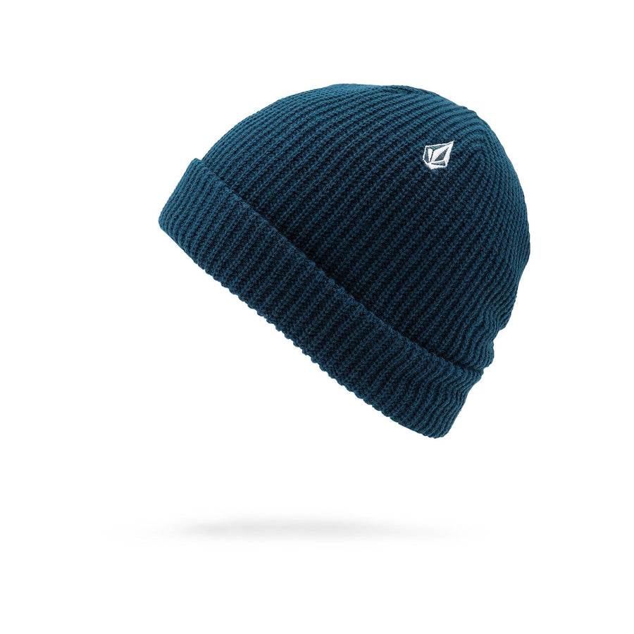 VOLCOM Sweep Beanie Blue MENS ACCESSORIES - Men's Beanies Volcom