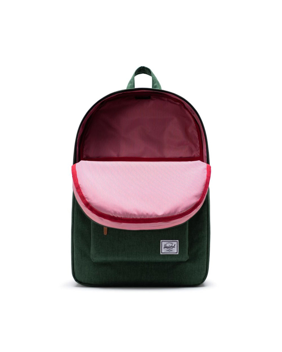 HERSCHEL Heritage Backpack Greener Pastures Crosshatch