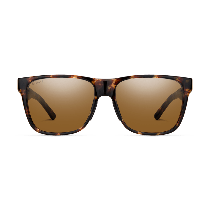 SMITH Lowdown Steel Dark Tort - ChromaPop Brown Polarized Sunglasses SUNGLASSES - Smith Sunglasses Smith