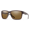 SMITH Emerge Tortoise - ChromaPop Brown Polarized Sunglasses SUNGLASSES - Smith Sunglasses Smith