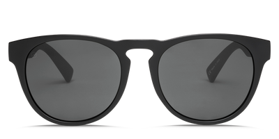 ELECTRIC Nashville XL Matte Black - OHM Grey Sunglasses