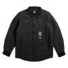 ROME Riding Shacket Jacket Black MENS APPAREL - Men's Street Jackets Rome