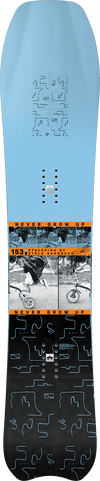 ROME Stale Fish Snowboard 2021 Snowboards - Men's Snowboards Rome