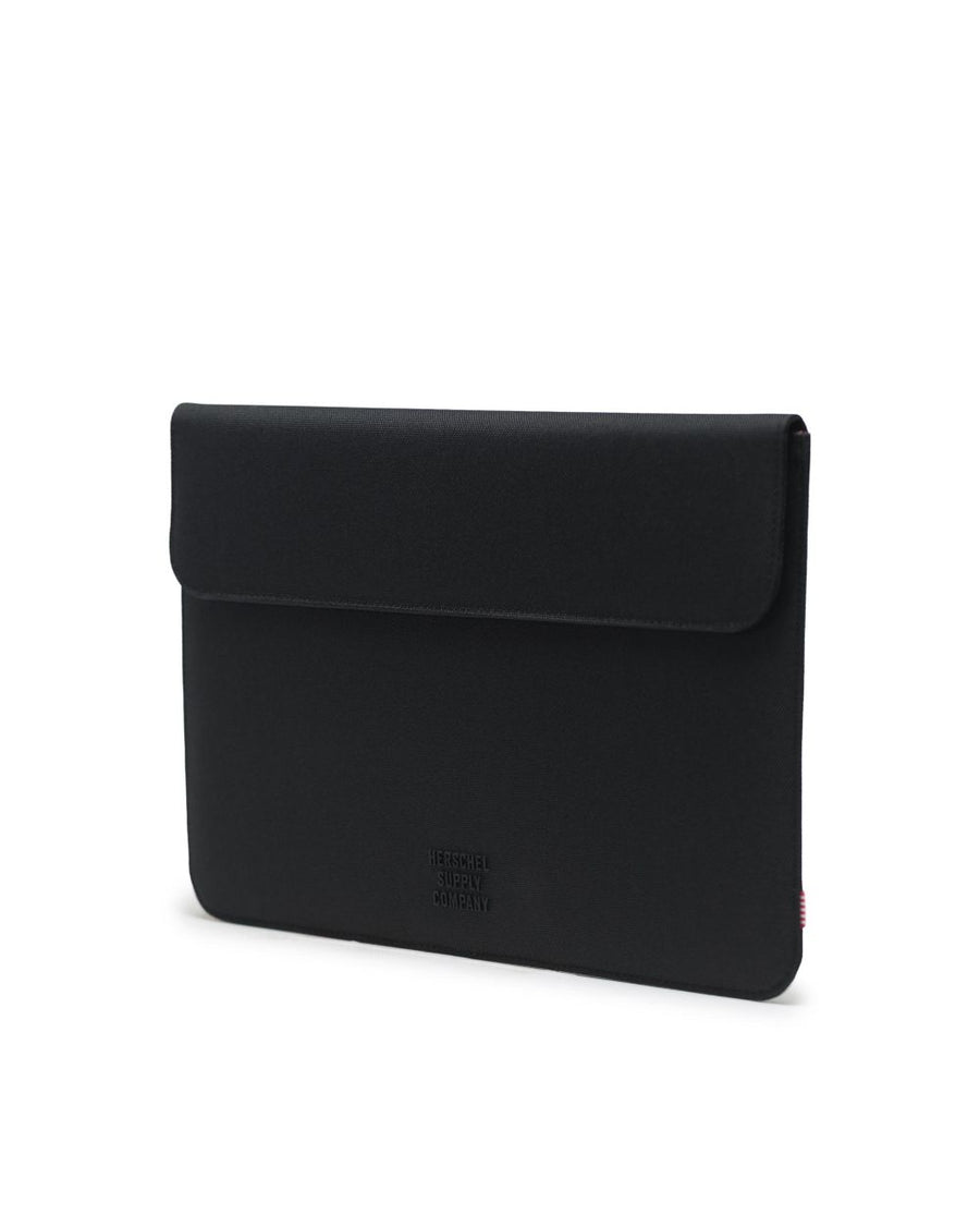 "HERSCHEL Spokane 15"" Laptop Sleeve Black ACCESSORIES - Laptop Sleeve Herschel Supply Company"