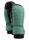 BURTON Larosa Mitten Women's Frosty Spruce WINTER GLOVES - Women's Snowboard Gloves and Mitts Burton