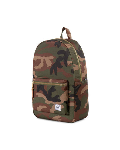 HERSCHEL Settlement Woodland Camo Backpack ACCESSORIES - Street Backpacks Herschel Supply Company