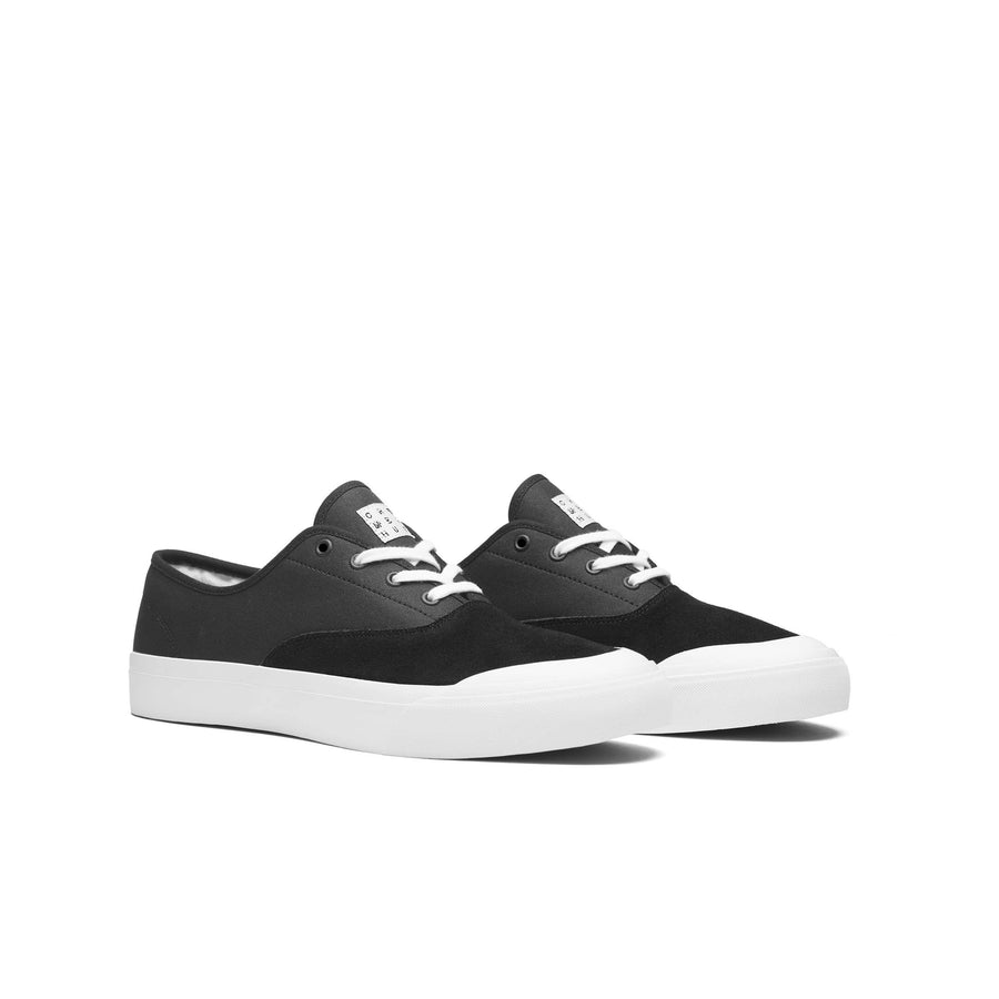 HUF Cromer Black Tuff Shoes FOOTWEAR - Men's Skate Shoes huf 8