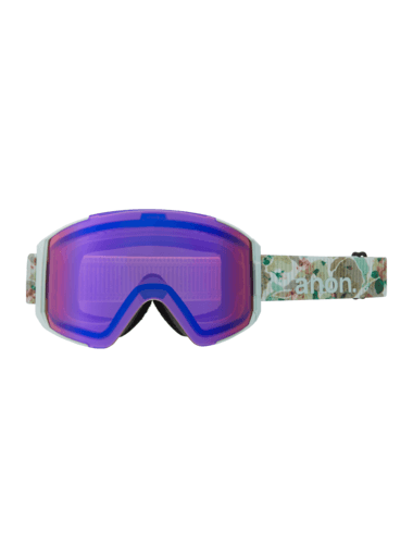 ANON Sync Camo - Perceive Sunny Onyx + Perceive Variable Violet Snow Goggles GOGGLES - Anon Goggles Anon