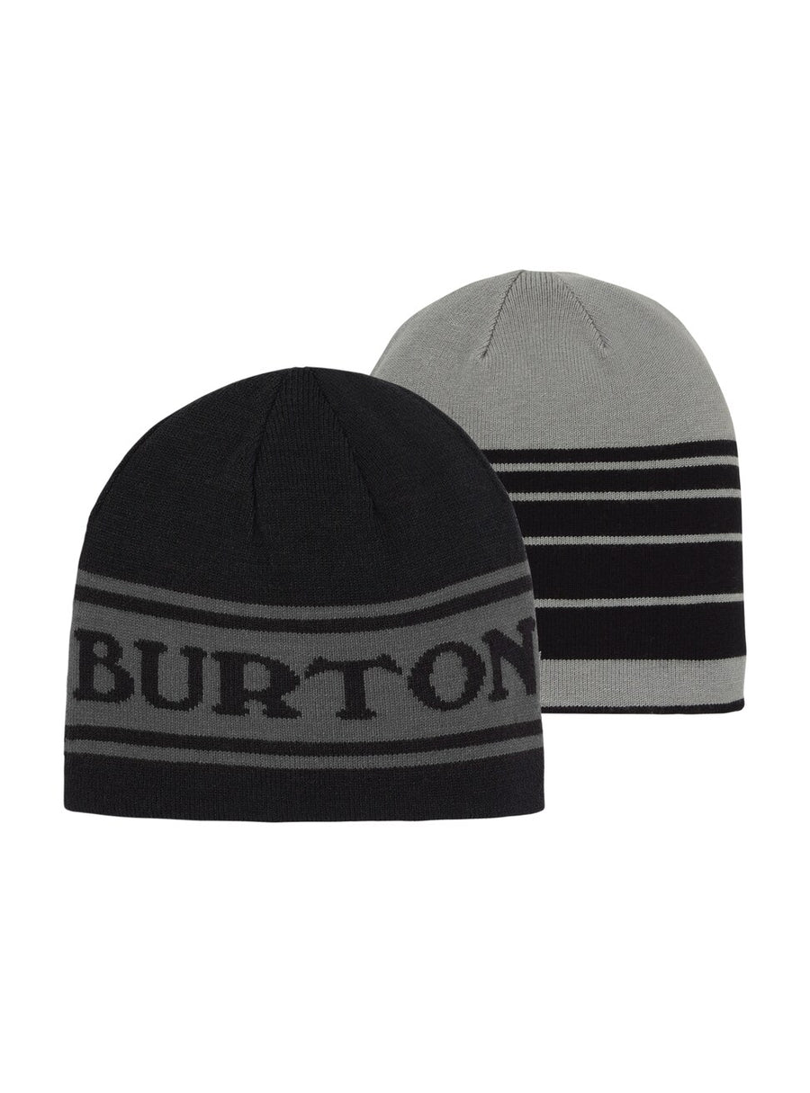 BURTON Billboard Reversible Beanie Kids True Black/Monument