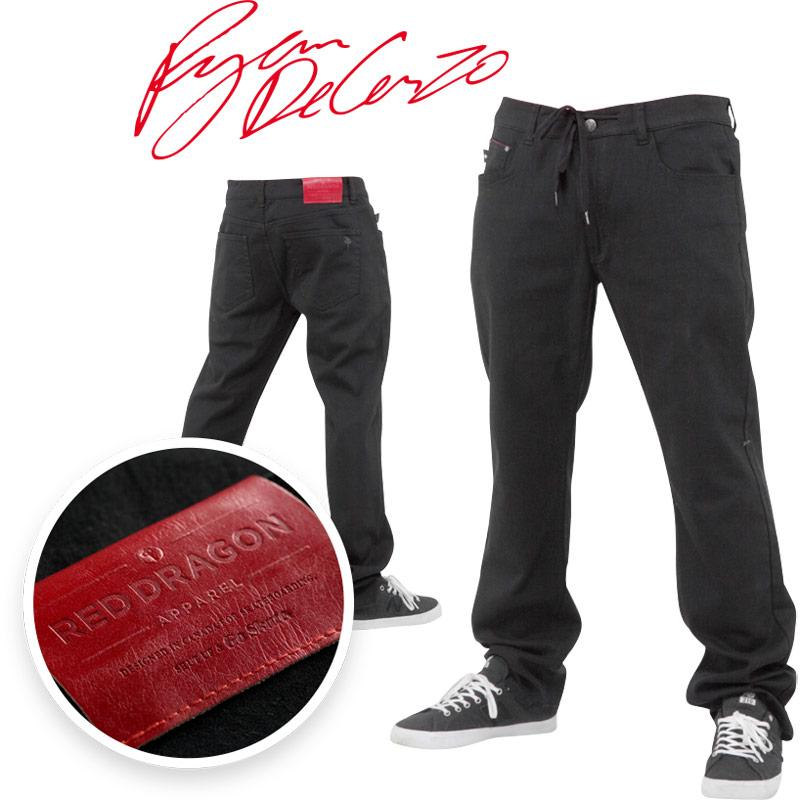 RDS Decenzo Signature Denim Black