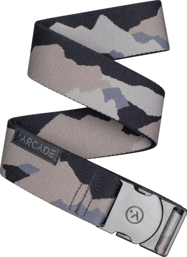 ARCADE Ranger Adventure Belt Grey/Peaks Camo
