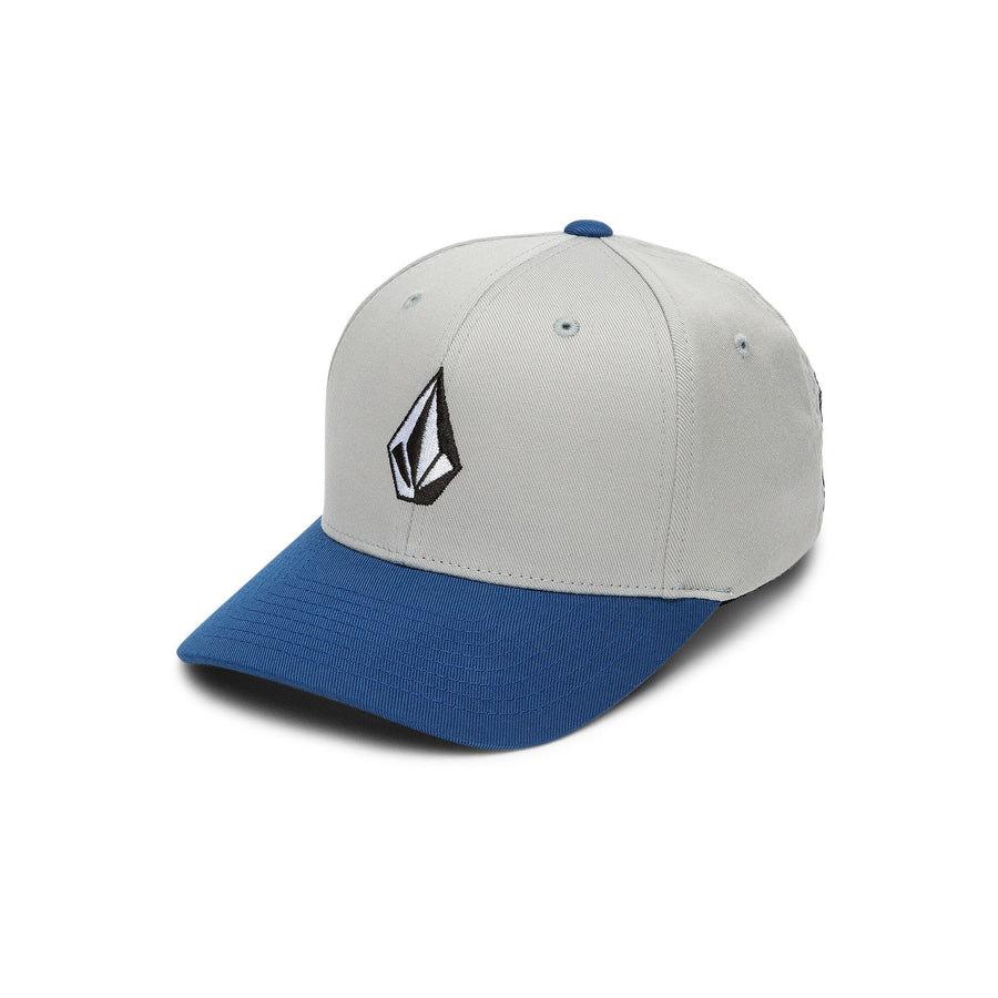VOLCOM Full Stone XFit Hat Youth Slate Blue KIDS APPAREL - Boy's Hats Volcom