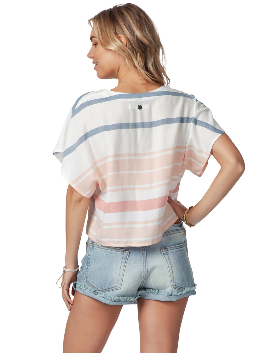 RIP CURL Beach Club Top Vanilla