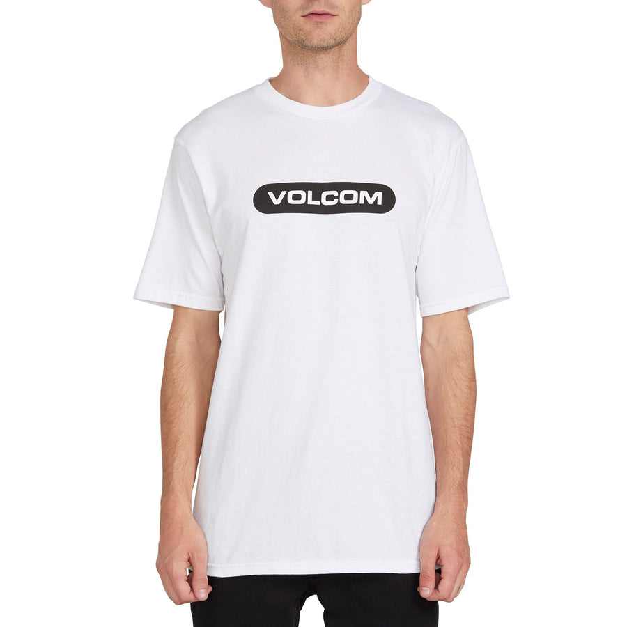 VOLCOM New Euro T-Shirt White