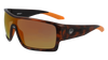 DRAGON Flash Matte Dark Tortoise - Lumalens Orange Ion Sunglasses SUNGLASSES - Dragon Sunglasses Dragon