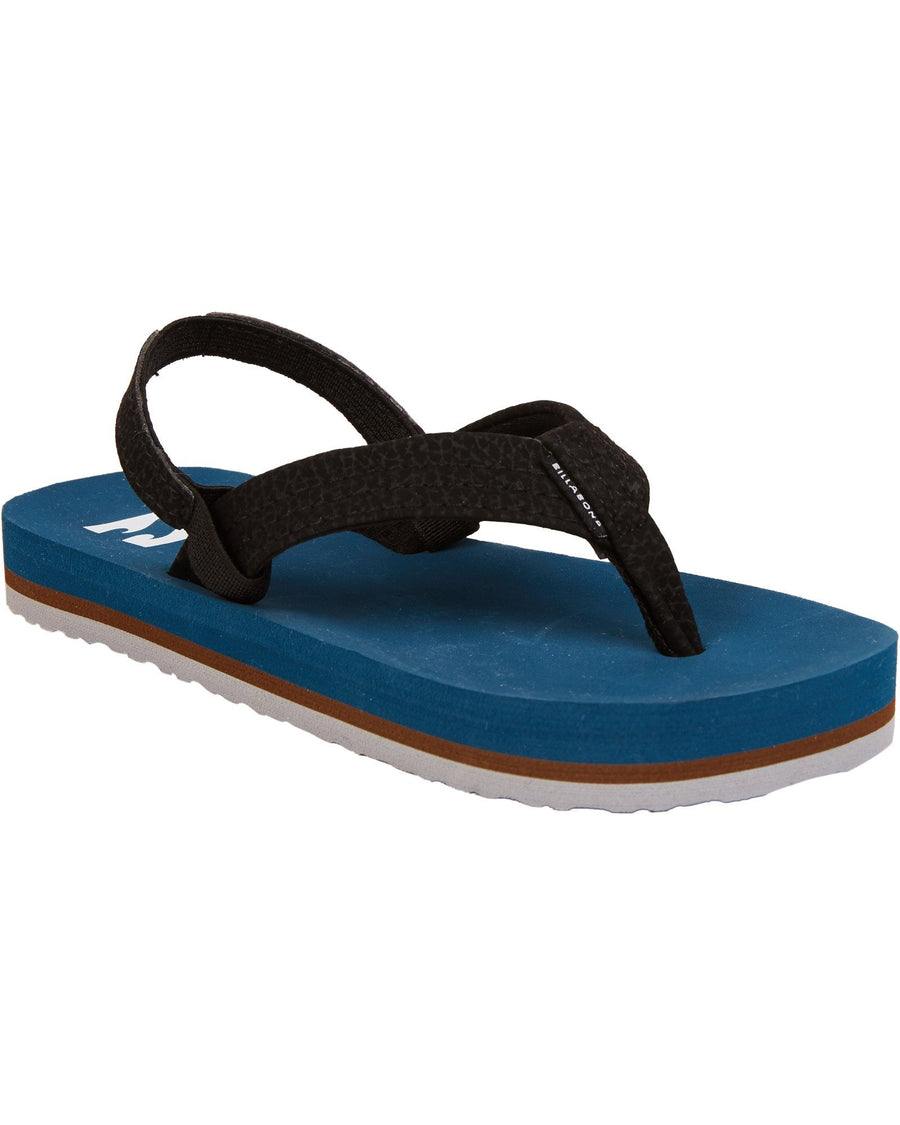 BILLABONG Stoked Sandals Boy's Dark Royal