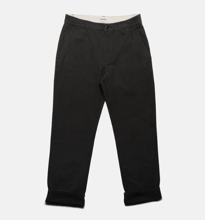RHYTHM Fatigue Pant Black MENS APPAREL - Men's Pants Rhythm 30