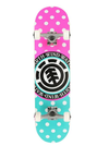 ELEMENT Seal Polka 7.75 Skateboard Complete