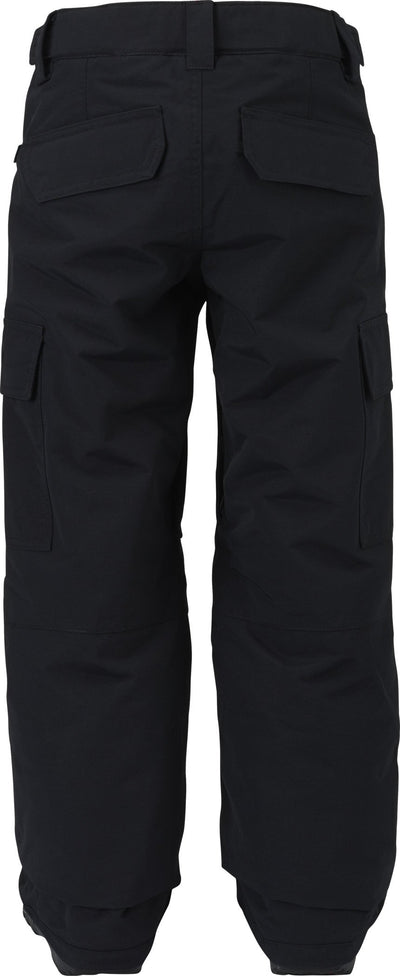 BURTON Exile Cargo Snowboard Pants Boy's True Black 2019 YOUTH INFANT OUTERWEAR - Youth Snowboard Pants Burton
