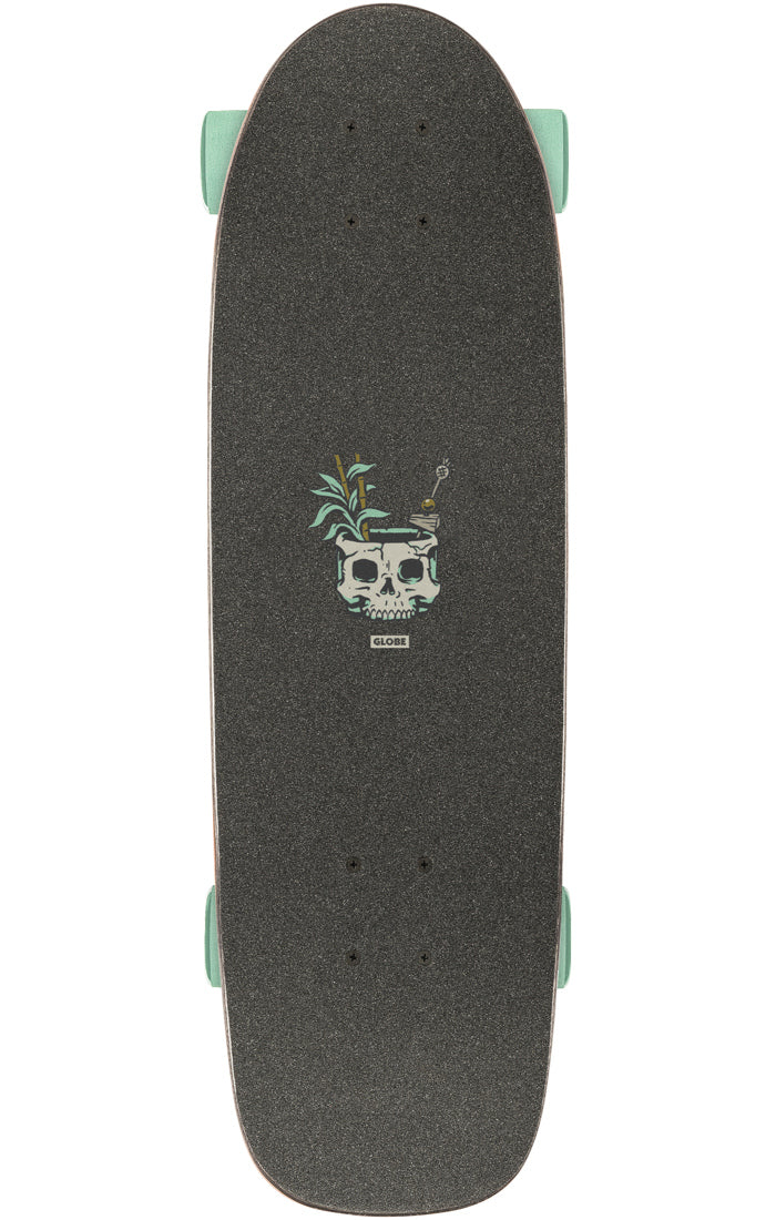 GLOBE Outsider Fire Island By Night Cruiser Complete SKATE SHOP - Cruiser Completes Globe