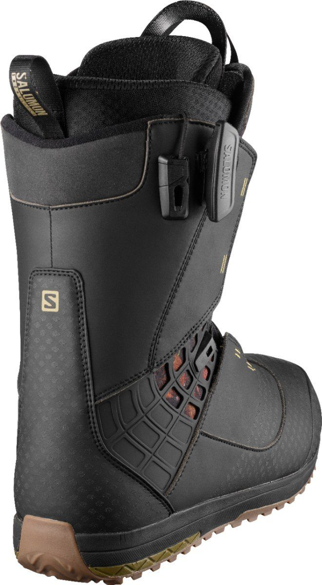 SALOMON Dialogue Snowboard Boots Black 2019