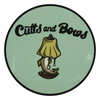 CUTTS AND BOWS Haslam Trout Lamp Sticker
