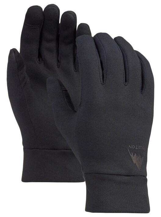 BURTON Deluxe GORE-TEX Mitten True Black WINTER GLOVES - Men's Snowboard Gloves and Mitts Burton L