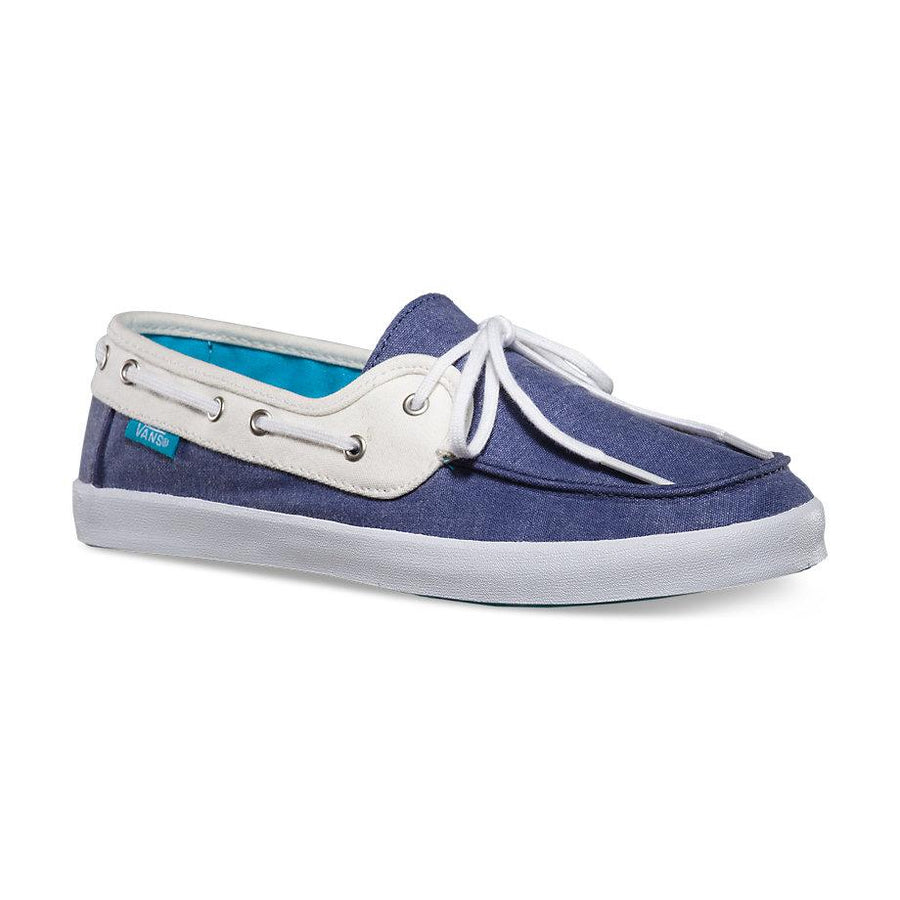 VANS Chauffette STV Navy Shoes Women's