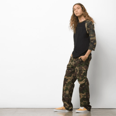 VANS Draft Cargo Pant MENS APPAREL - Men's Pants Vans