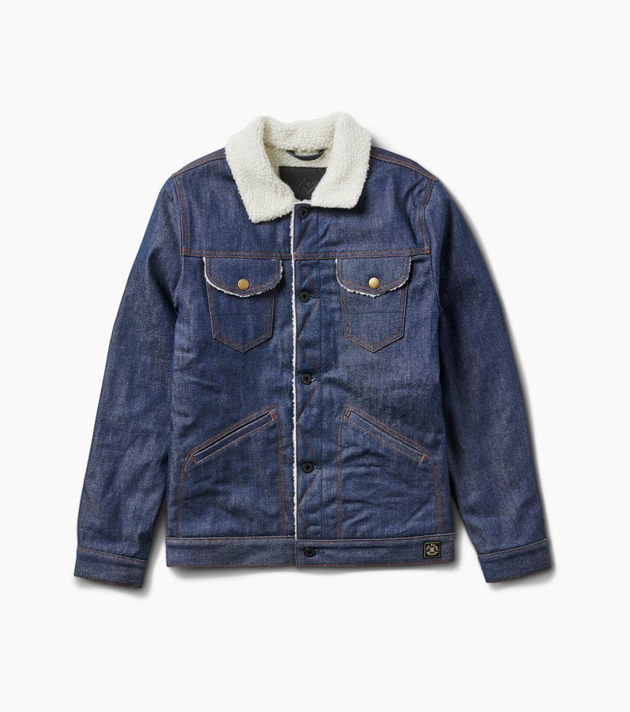 ROARK Hwy 40 Denim Jacket Raw