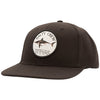 SALTY CREW Bruce Snapback Hat Boys Black KIDS APPAREL - Boy's Hats Salty Crew