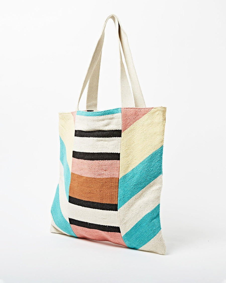 BILLABONG Wild Air Tote Bag Peach
