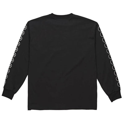 POLAR Racing L/S Shirt Black