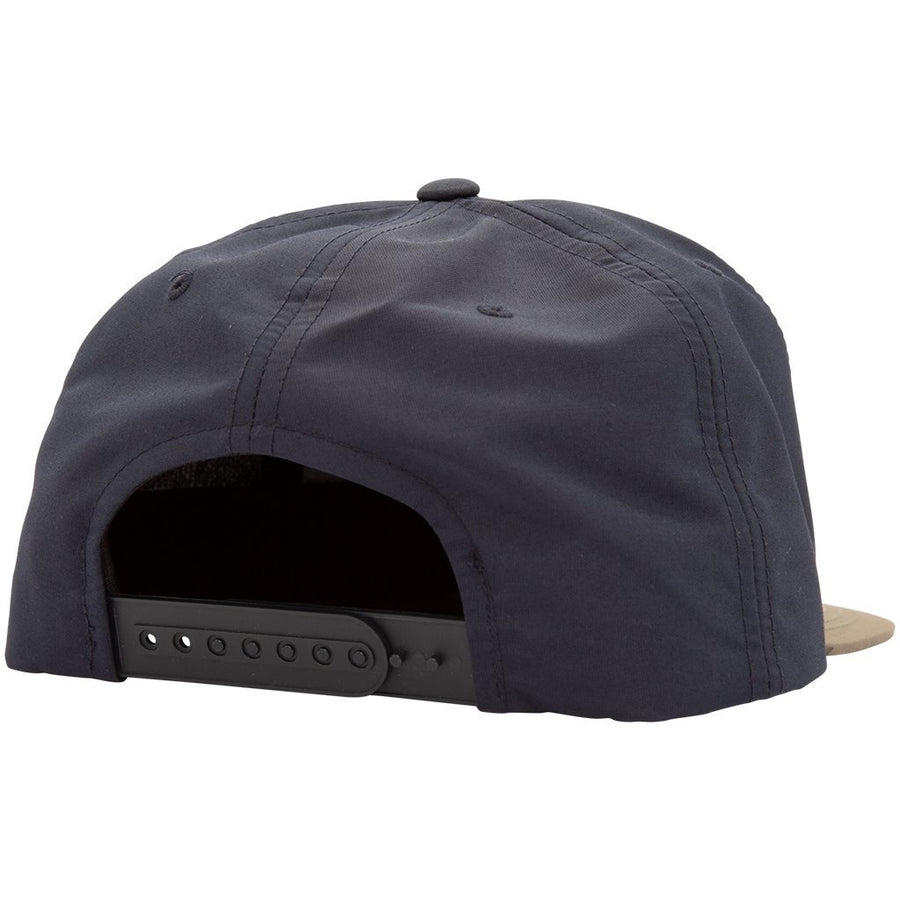SALTY CREW Alpha Tech Snapback Hat Navy Ash MENS ACCESSORIES - Men's Baseball Hats Salty Crew