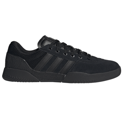 ADIDAS City Cup Shoes Black/Black/Black FOOTWEAR - Men's Skate Shoes Adidas