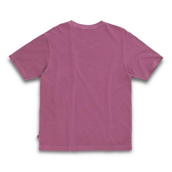 Vans Pocket V Crew T-Shirt Women's Tulipwood WOMENS APPAREL - Women's T-Shirts Vans XS