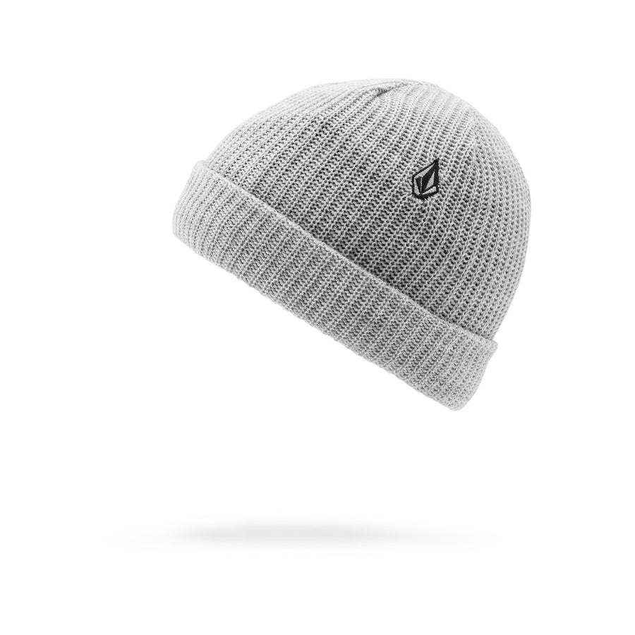 VOLCOM Sweeplined Beanie Youth Heather Grey KIDS APPAREL - Boy's Beanies Volcom