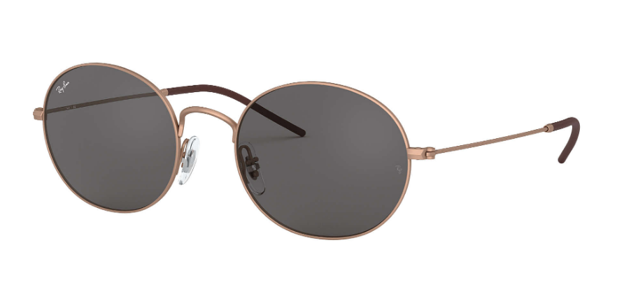 RAY-BAN Beat Bronze/Copper - Grey Classic Sunglasses SUNGLASSES - Ray-Ban Sunglasses Ray-Ban