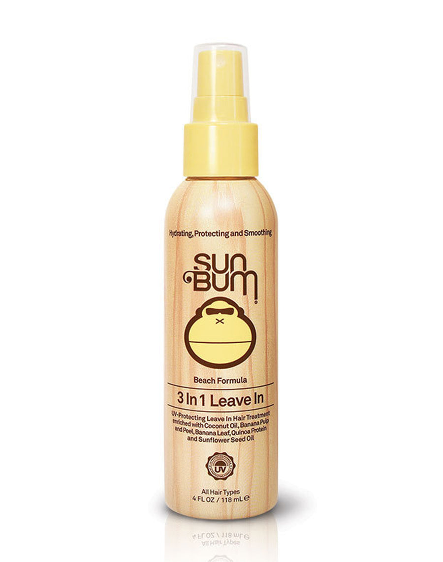 SUN BUM Revitalizing / 3 In 1 Leave In Conditioner 4oz ACCESSORIES - Sunscreen Sun Bum