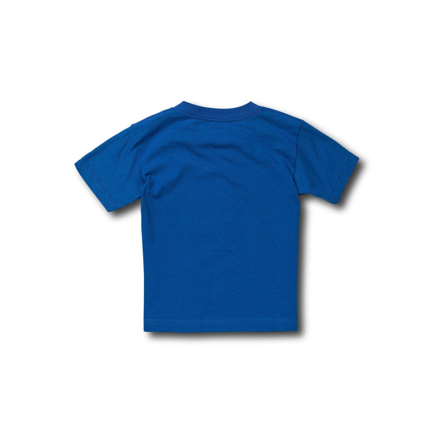 VOLCOM Crisp Stone Boys T-Shirt Royal KIDS APPAREL - Toddler Short Sleeve T-Shirts Volcom 2T