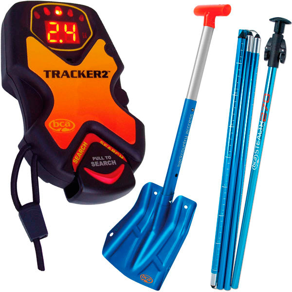 BCA T2 Avalanche Rescue Package BACKCOUNTRY EQUIPMENT - Beacons BCA - Backcountry Access
