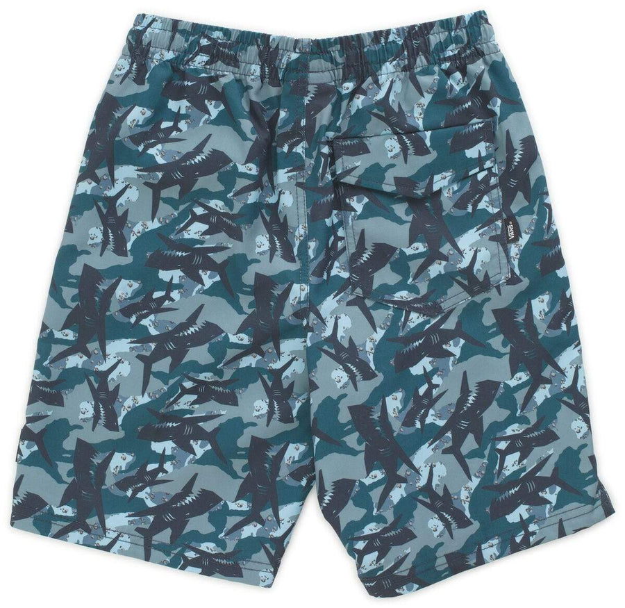 VANS Mixed Volley Short Kids Shark Camo KIDS APPAREL - Boy's Boardshorts Vans