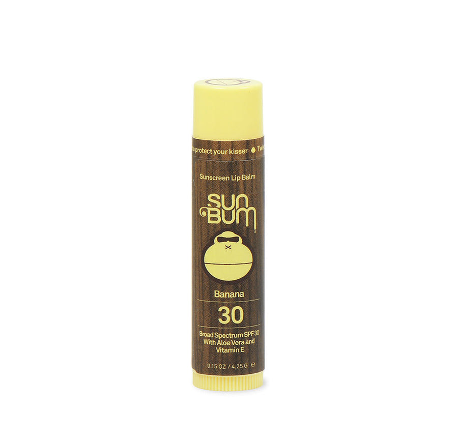 SUN BUM Banana Lip Balm ACCESSORIES - Sunscreen Sun Bum