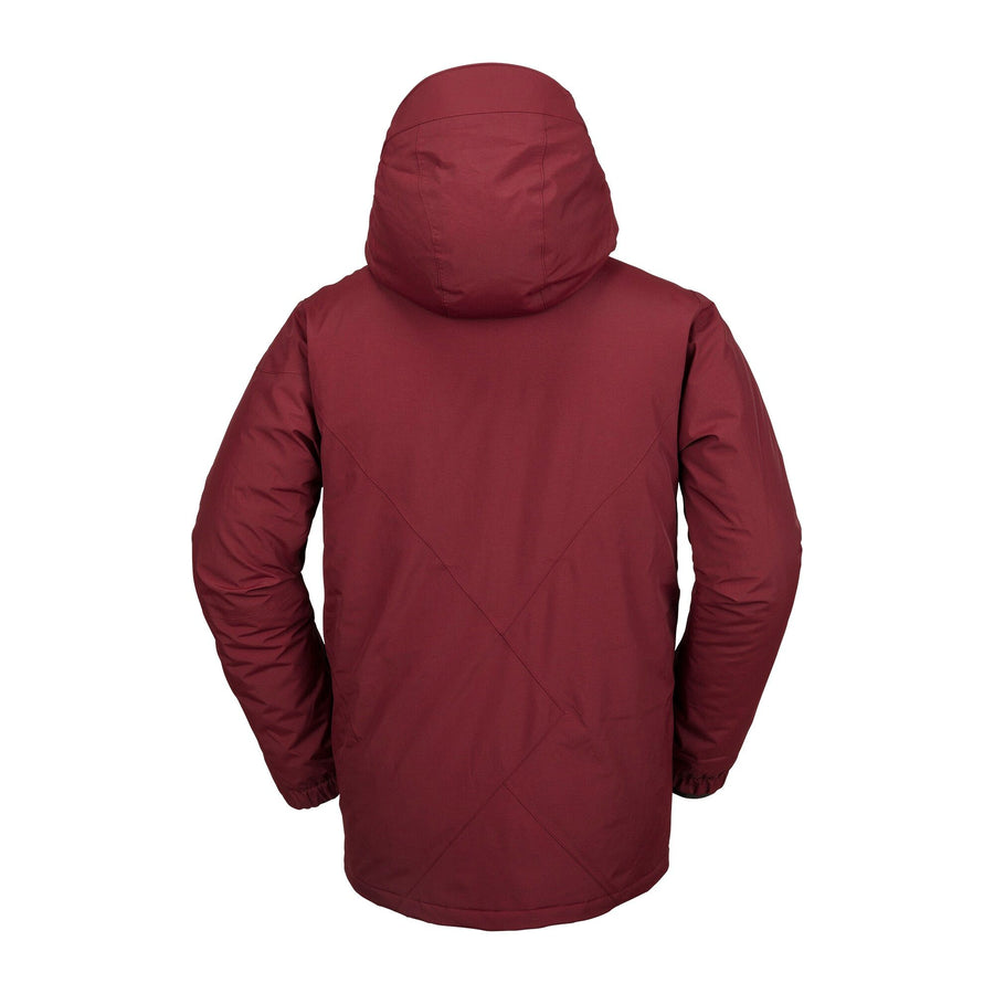 VOLCOM L GORE-TEX Snowboard Jacket Burnt Red 2020