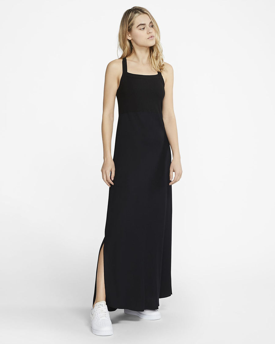 HURLEY Mixup Maxi Dress Womens Black WOMENS APPAREL - Women's Dresses Hurley