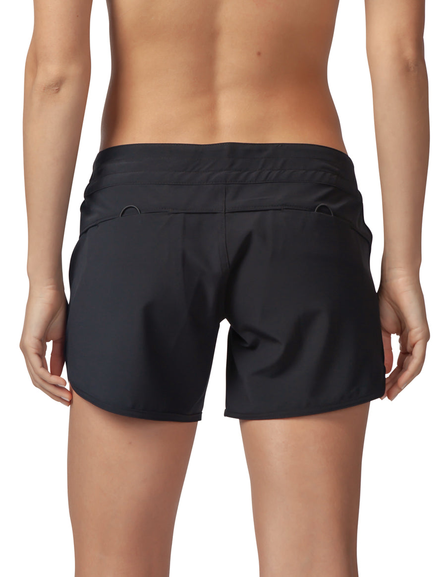 "RIP CURL Classic Surf 5"" Boardshort Women's BLACK"